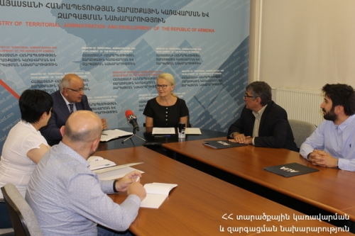 Database on Solid Household Garbage To Be Established in Armenia: Existing Landfill Sites and Dumps To Be Mapped