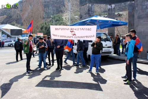 Amulsar Defenders Initiated Open Discussions after Nikol Pashinyan's Statement
