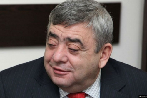 Lyova Sargsyan Involved as Accused in
