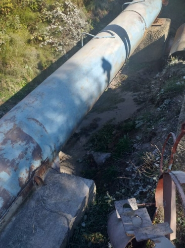 Accident in Artsvanik Tailing Dump Pipeline: Polluted Water Flowed into Voghji River
