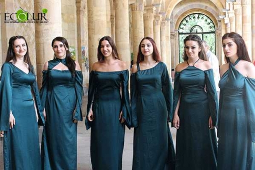 Video by Nairyan Vocal Assembly Dedicated to Amulsar