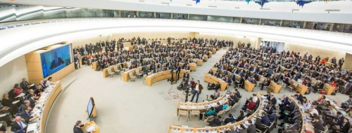 Armenia To Report at UN on Compliance to Human Rights