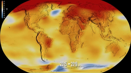 2019 second hottest year on record, UN confirms