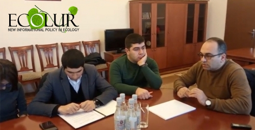 Residents of Ajapnyak Administrative Region in Yerevan and Environmentalists Expressed Against New Mining in Ajapnyak