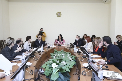 Legislative Initiative Regulating Activities of NGOs Discussed