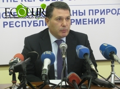Illegal Water User Permit Issued to One HPP During Aram Harutyunyan's Office: Head of Water Use Permit Department Charged
