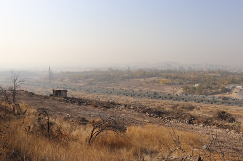 "Yerevan Municipality Demanding from ""Park Group"" LLC To Suspend Construction Performed in Dalma Gardens Area"
