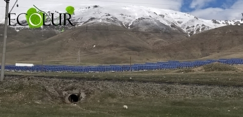 Masrik-1 Solar Photovoltaic (PV) Power Plant Project In Active Stage