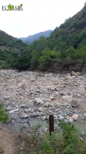 Aygedzor Residents Prefer Nature Ecoservices to New SHPP