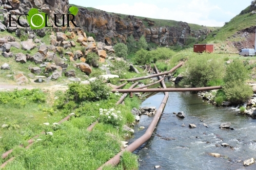 Gegharkunik Regional Municipality's Response on Problem with Argichi River Water Distribution