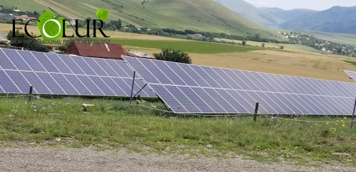 Solar Plant To Be Constructed in Aragatsotn Region: Executive Granted Privilege to