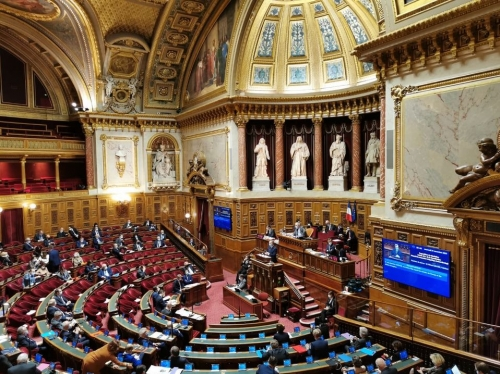 "French Senate Adopted Resolution ""On Need of Recognition of Republic of Nagorno Karabagh"
