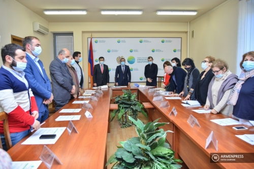 Ecological Safety Should Be Included in Priority Actions of Environment Ministry